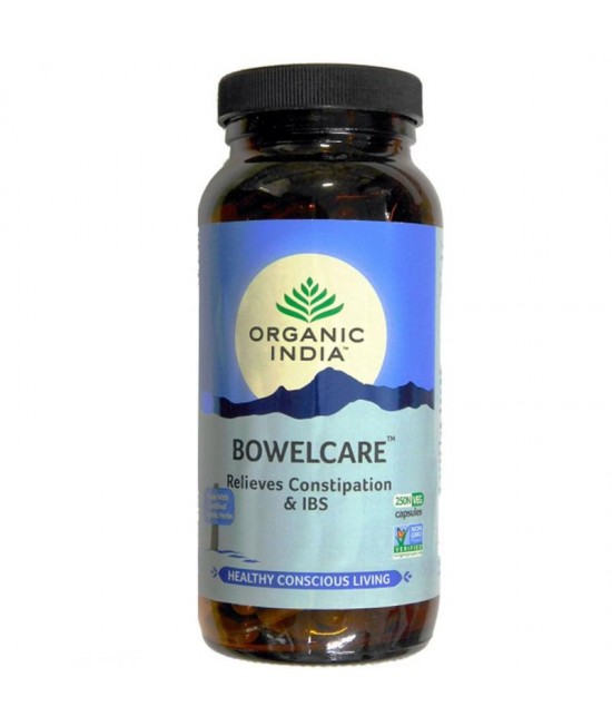 Bowelcare 250 Capsules Bottle