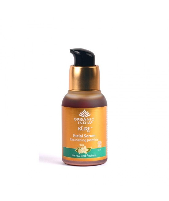 Facial Serum Nourishing Jasmine 25ml