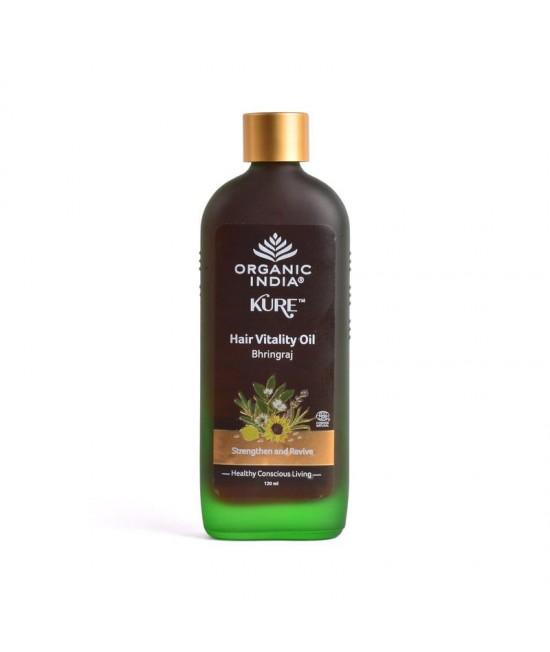 Hair Vitality Oil Bhringaraj 120 ml