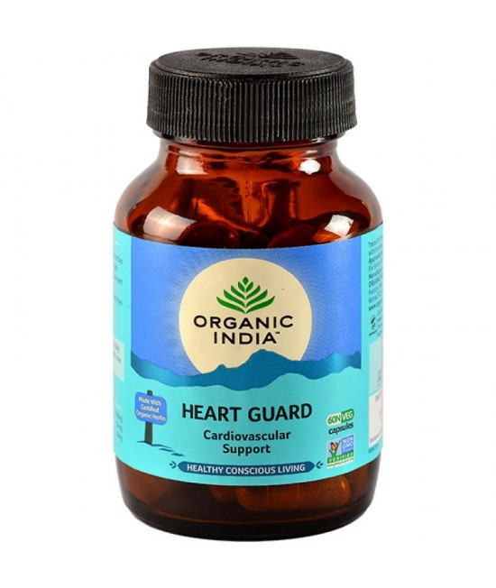 Heart Guard 60 Capsules Bottle