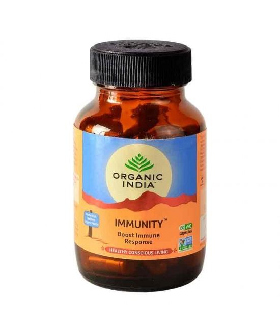 Immunity 60 Capsules Bottle