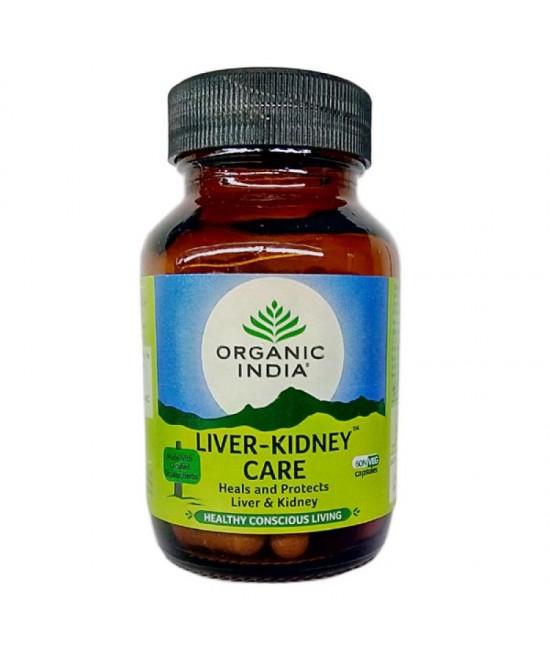 Liver-Kidney Care 60 Capsules Bottle