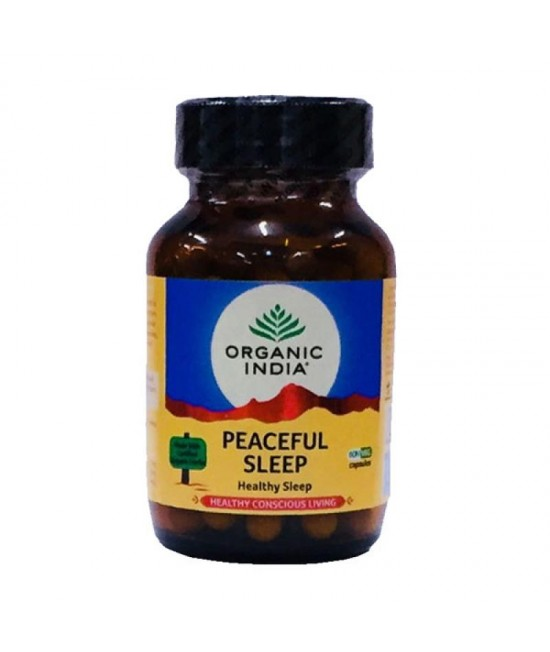 Peaceful Sleep 60 Capsules Bottles