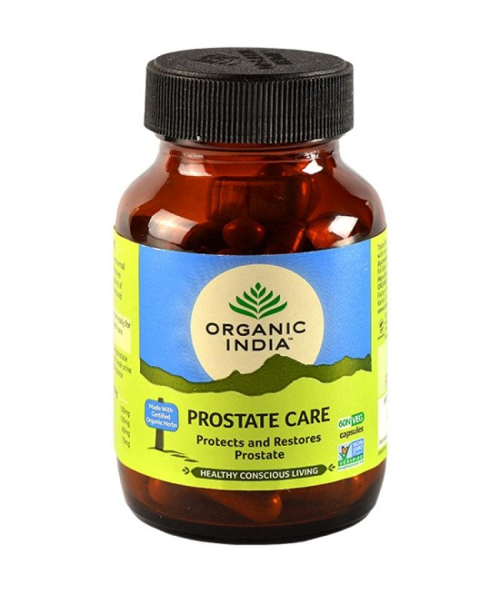 Prostate Care 60 Capsules Bottle