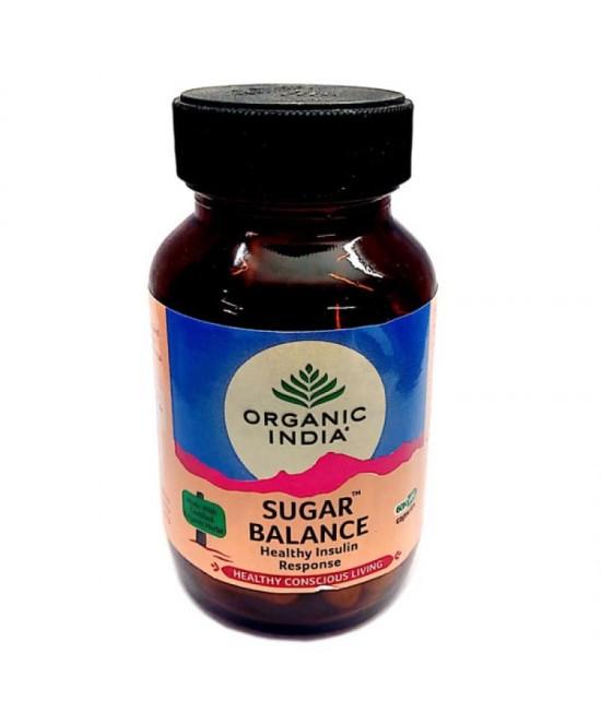 Sugar Balance 60 Capsules Bottle