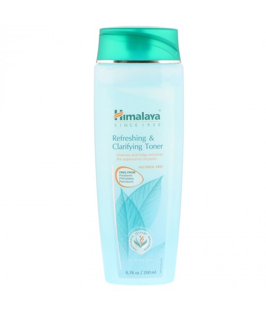 Himalaya, Refreshing & Clarifying Toner, 6.76 oz (200 ml)